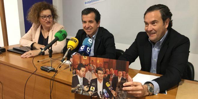 El PP anuncia 3´8 millones de euros de inversión para el tren