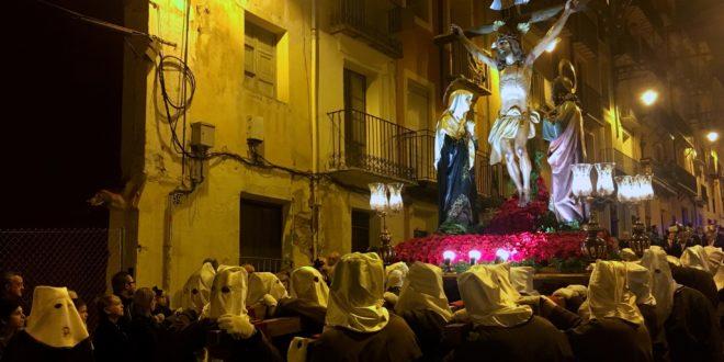 El Silencio se rompe el Jueves Santo en la zona alta de Alcoy