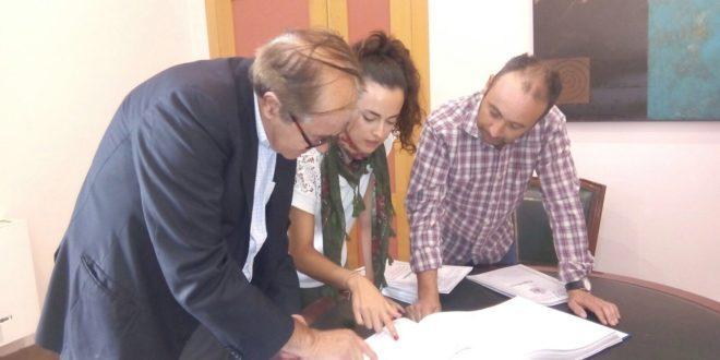 Avanzan los trámites para la construcción de la Pasarela de la Vía Verde en Cocentaina