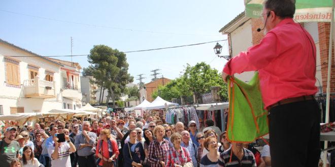 Récord de visitantes en el Mercado Tradicional de Benilloba