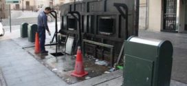 FCC deja de lado la idea de subcontratar parte del servicio de limpieza de Alcoy