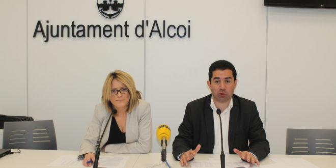 Alcoy ajustará varias partidas tras cerrar 2016 con un remanente negativo de 754.000 euros