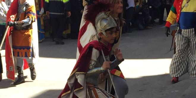 Siete niños optan a ser el Sant Jordiet de 2018