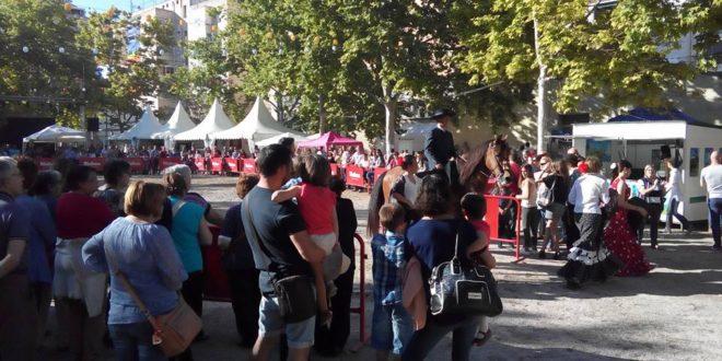 Llega a Alcoy la edición 2017 de la Feria Andaluza