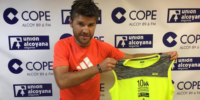 Más de 500 inscritos en la 10K Alcoy Unión Alcoyana Seguros