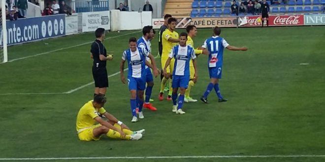 Alcoyano y Villarreal B se reparten puntos en El Collao