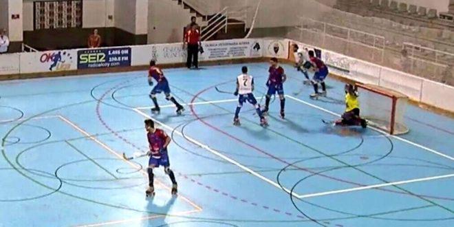 El Enrile PAS Alcoy vence al Lleida por 8-5