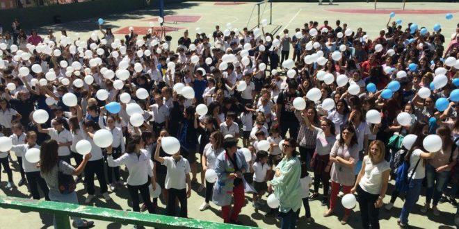 La Salle arranca las reivindicaciones por el cierre del aula de Bachillerato