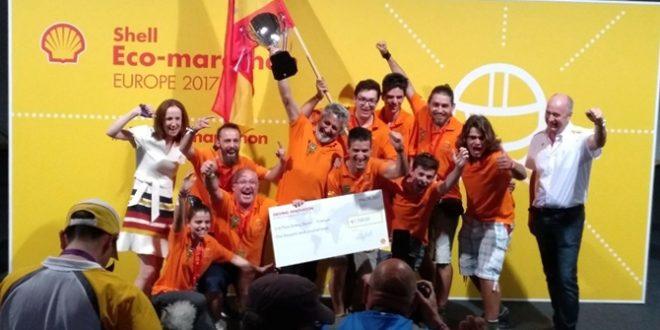 """El """"Dimoni 3.0"""" de Cotes Baixes consigue el segundo puesto en la Shell Eco-Maratón Europa 2017"""