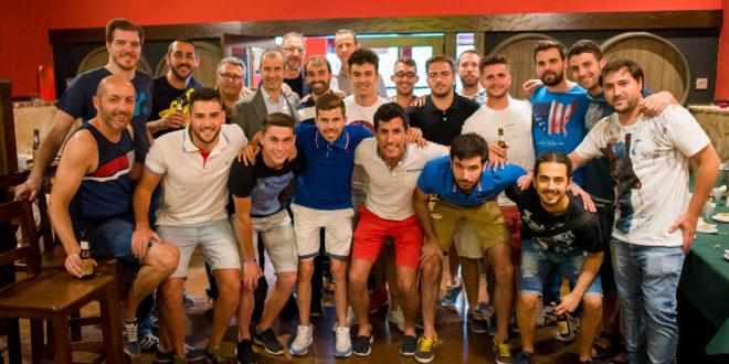 El Unión Alcoyana FS cierra temporada con un lunch