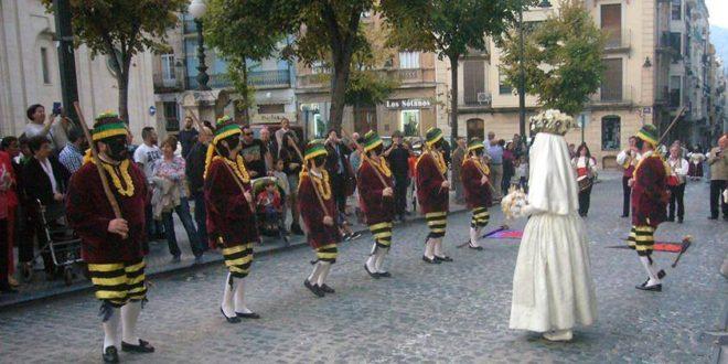 La procesión del Corpus recorre esta tarde las calles de Alcoy
