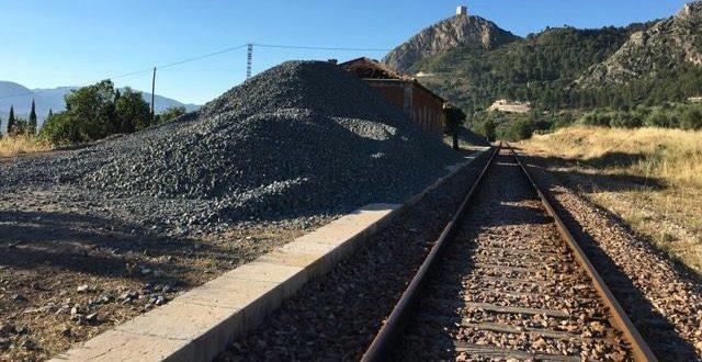 Arrancan las obras para la mejora del tren