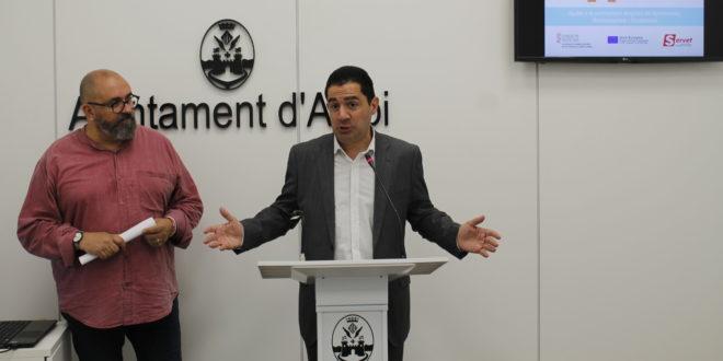 Avalem Joves contempla la contratación de 100 jóvenes en Alcoy