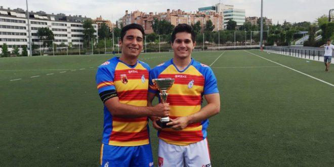 Jonathan Infante, del Club de Rugby Muro, convocado por la Selección Española