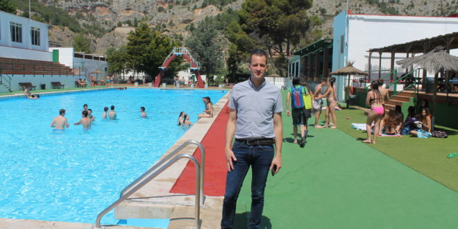 Alcoy inaugura la temporada de piscinas municipales