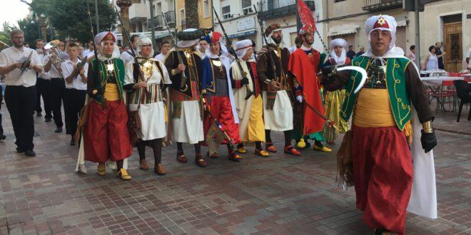 La Publicació anuncia este sábado la llegada de las Fiestas de Cocentaina