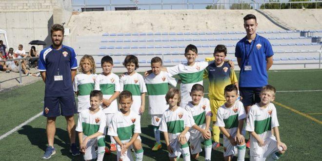 Alcoy acogió el Primer Torneo Nacional de Fútbol Base