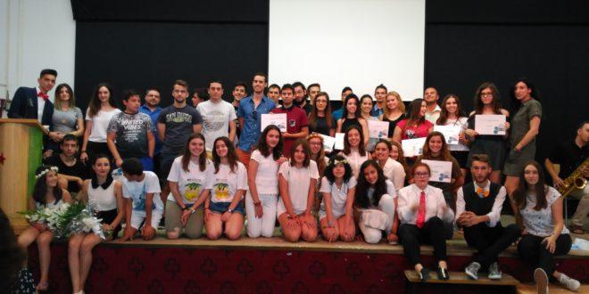 Los XXVIII Premios IES Cotes Baixes reconocen los mejores trabajos de sus alumnos