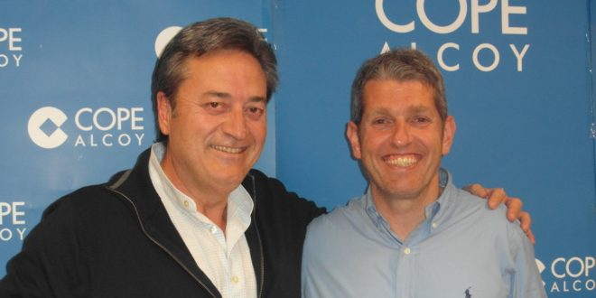 Andrés Hernández seguirán siendo presidente del Alcodiam