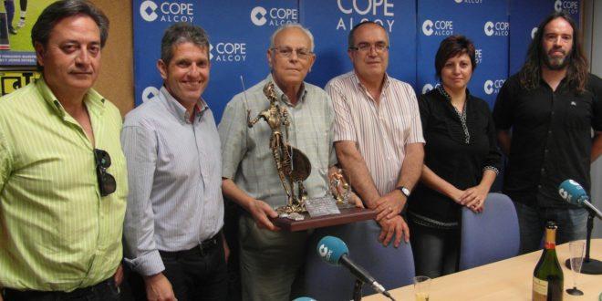 Fallece Paco Doménech, Presidente de honor del Nou Bàsquet Alcoi