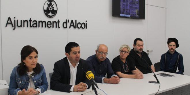 Alcoy acogerá en septiembre la I Semana del Modernismo