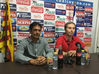 Toni Seligrat anuncia su marcha del Alcoyano