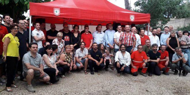 ACIF trabaja en la prevención de incendios forestales