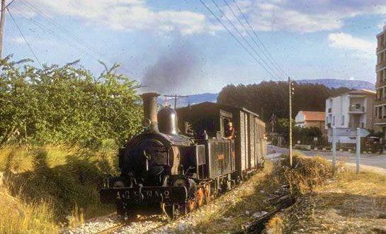 125 años del primer viaje del 'Tren dels Anglesos'