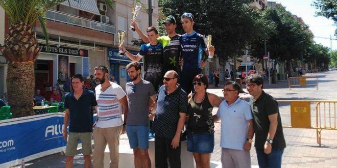 Francisco García se adjudica el 46 Trofeo San Hipólito de Ciclismo