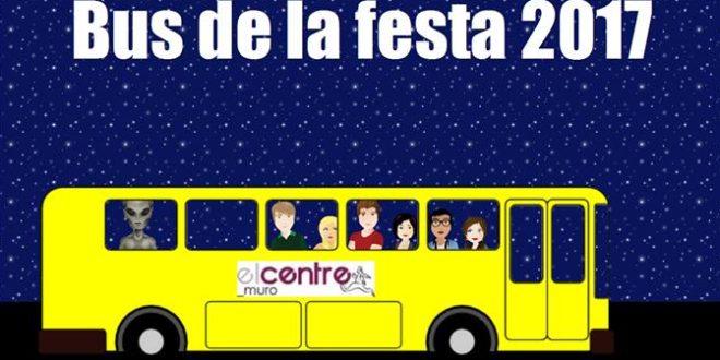 Muro pone en marcha una nueva edición del Bus de la Festa