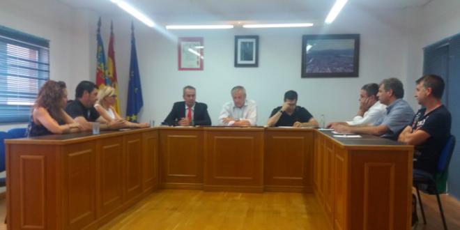 Francisco Sellés ya es el nuevo alcalde de Beniarrés
