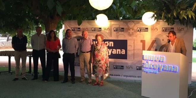 Unión Alcoyana Seguros inicia la celebración de su 140 aniversario