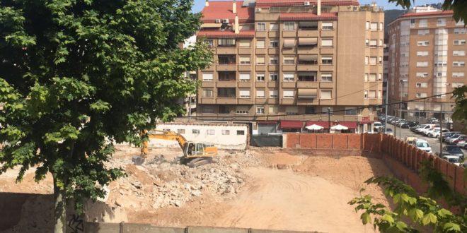Aprobado el proyecto para urbanizar parte de la calle Terrassa