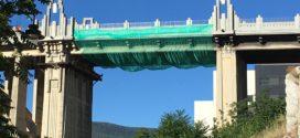 Guanyar exige explicaciones sobre el amianto del Puente de San Jorge