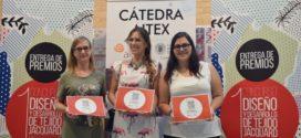 Cátedra AITEX concede 3 premios de diseño y desarrollo Jacquard