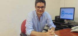 Ray Montava es el candidato del PP a la alcaldía de Cocentaina