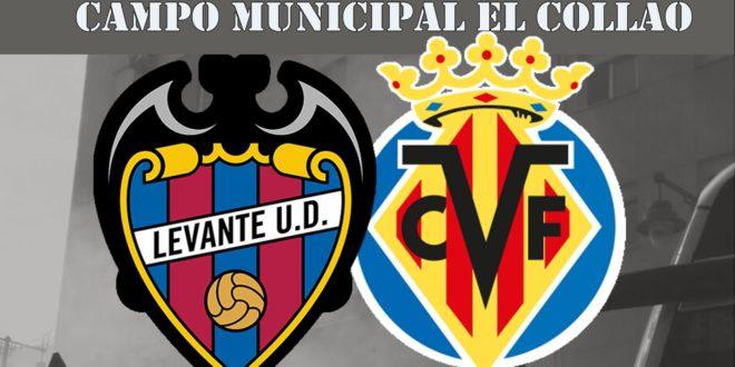 Levante y Villareal protagonizan un duelo de primera el domingo en El Collao