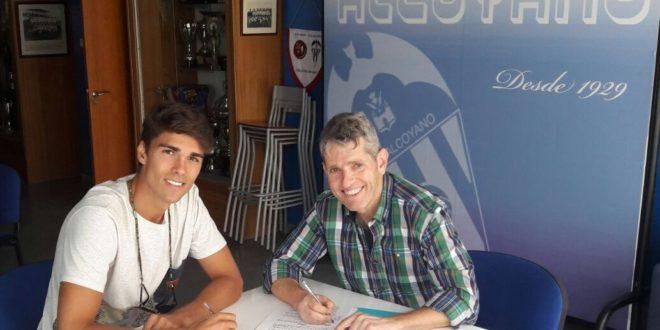 Ribelles, primera incorporación del Alcoyano para la próxima temporada