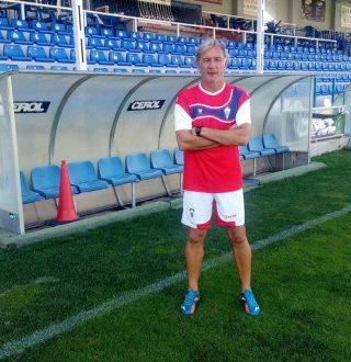 Juan Carlos Balaguer, nuevo preparador de porteros del CD Alcoyano