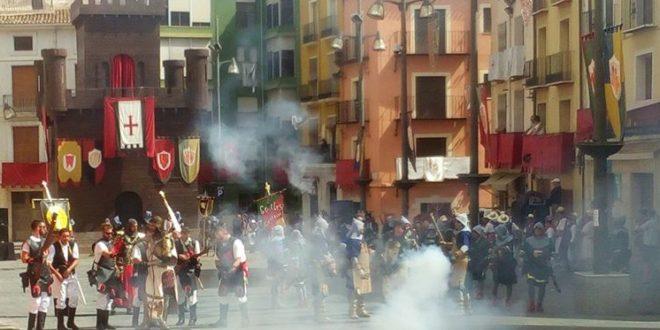 Los tropas moras conquistan Cocentaina