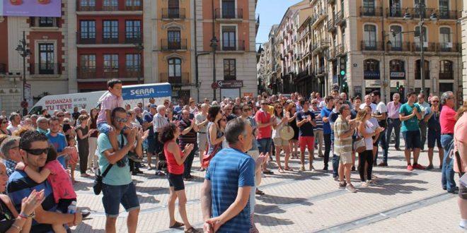 Alcoy expresa su condena al terrorismo tras los Atentados de Barcelona