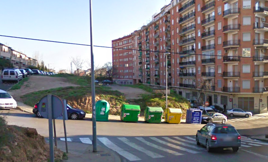 Ciudadanos ve excesiva la limitación de 20 km/hora en Escultor Peresejo
