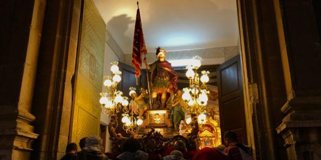 Actos en honor a San Hipólito Mártir