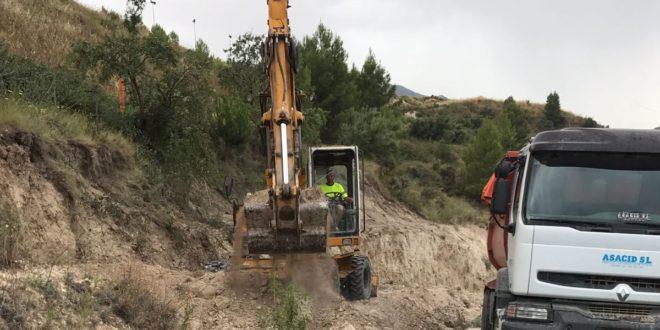 Dos semanas para ejecutar el desdoblamiento del acceso al Santiago Payà