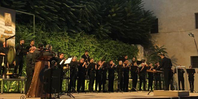 El Mal Passet marca el inicio de la Semana Festera en Cocentaina