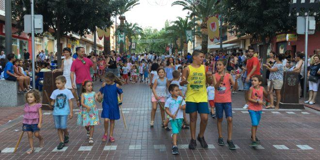 El futuro de la Festa se hace ver en Cocentaina