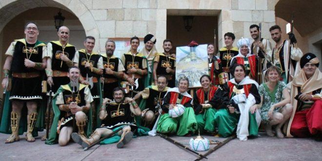 Benilloba proclama la llegada de sus Fiestas