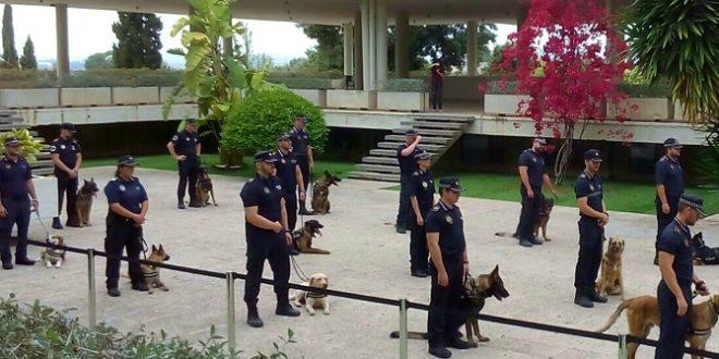 La Policía Local de Cocentaina contará con una Unidad Canina
