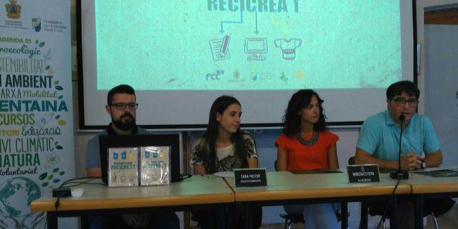 Cocentaina presenta su nueva campaña para fomentar el reciclaje