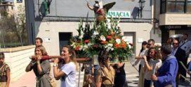 L´Alquería venera a su patrón en la recta final de las Fiestas